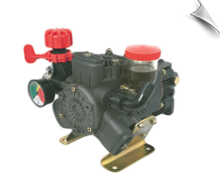 AR-403 Diaphragm Pump, Without Regulator