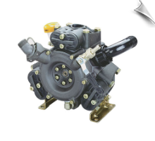 AR-503 Diaphragm Pump with Thru Shaft