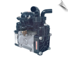 AR-70 Diaphragm Pump with Input Shaft